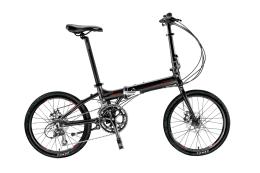 Xe đạp gấp TRINX KA2016(Không thắng đĩa)