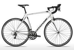 Xe đạp cuộc Canondale Synapse Aloy 7 Sora WHT 2015