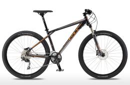 Xe đạp địa hình GT Avalanche Elite 27.5 BLK 2015