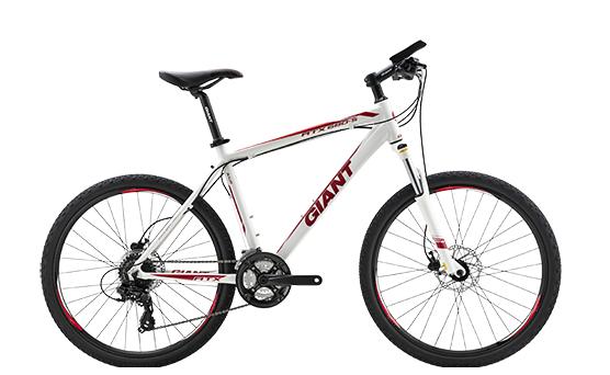Xe đạp địa hình GIANT 2016 ATX 680S trắng