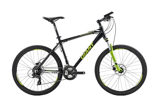 Xe đạp địa hình GIANT 2016 ATX 680S đen