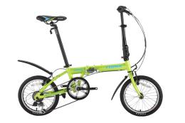 Xe đạp gấp TRINX KA1606 (Không baga)