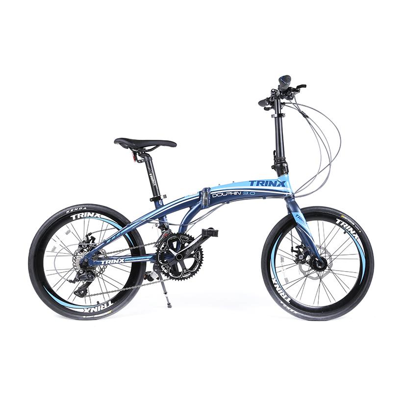 Xe đạp gấp TrinX Dolphin 3.0 2016