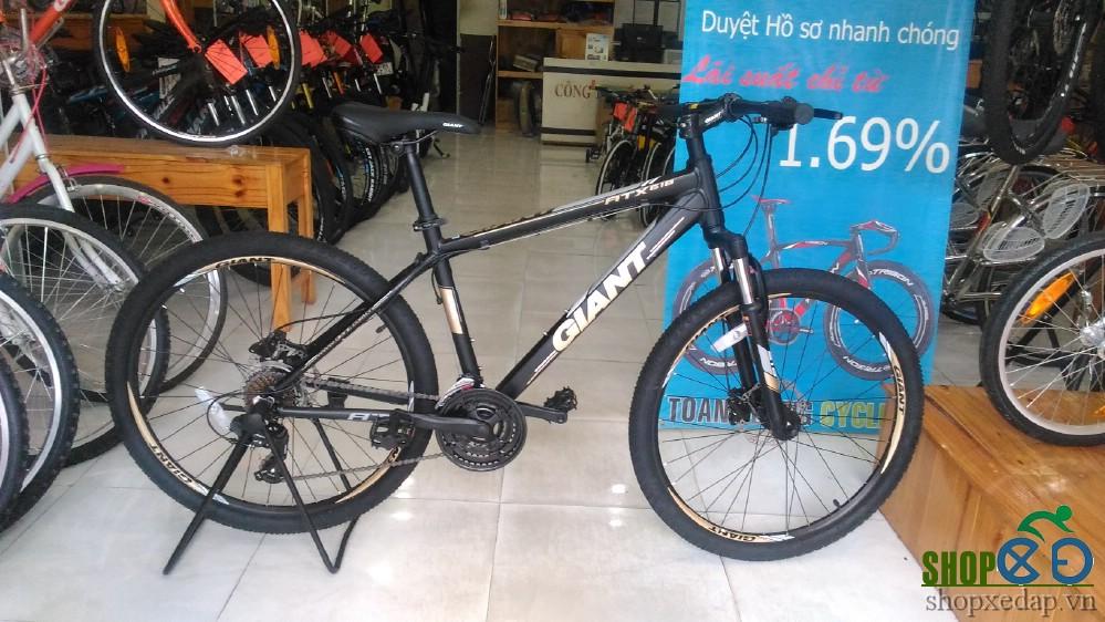 Xe đạp địa hình GIANT 2018 ATX 618 Đen đá»ng