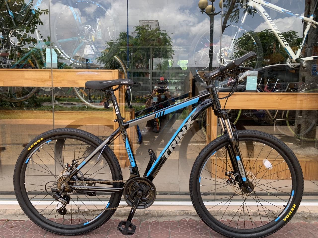 Xe đạp địa hình TrinX TX16 2019 Black Blue