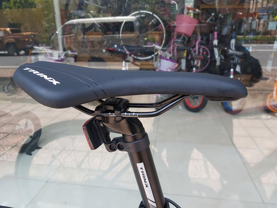 Xe đạp đua TrinX Climber 1.0 2019 Black Red